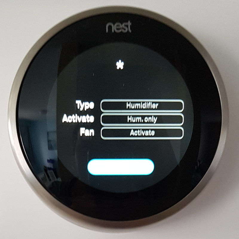 Humidity Control By Nest Thermostat, Helping Is Always Our